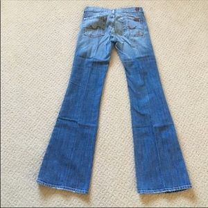 (7ForAllMankind) Flare Jeans